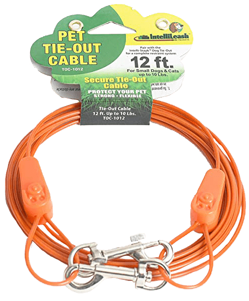 IntelliLeash Dog Tie-Out Cable